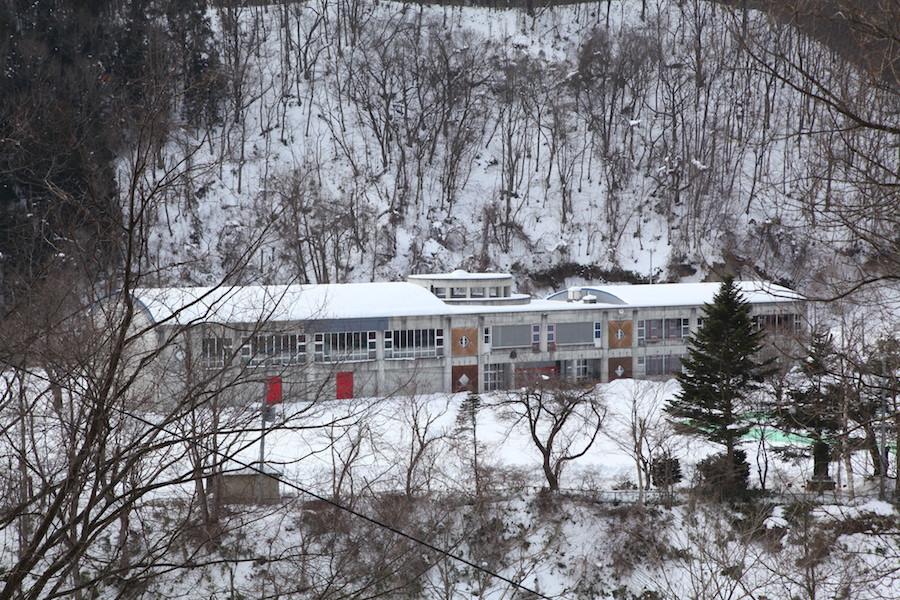 杉沢小中学校